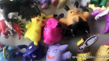 Customs Seizes 86000 Fake Pokémon Toys For Very Weird Reasons - Kotaku UK