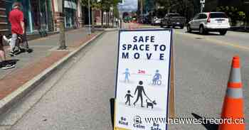 """New Westminster supports """"streets for people in 2020"""" plan - The Record (New Westminster)"""