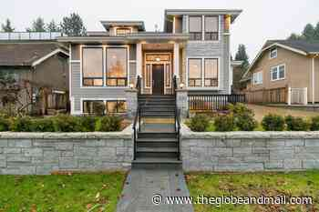 Large New Westminster, B.C., house draws three offers - The Globe and Mail