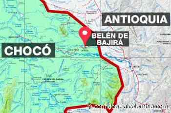 Gobernación de Antioquia admite que Belén de Bajirá es del Chocó - Confidencial Colombia