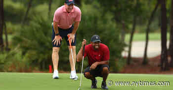 Tiger vs. Phil (and Tom vs. Peyton) Turn Rivalry Into Laughs