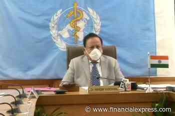 Coronavirus vaccine India Latest Update: Harsh Vardhan says when Indian vaccine candidate will enter trials