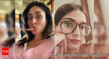 Lockdown fashion, like Kareena and Sonam