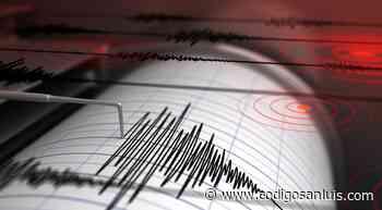 Tiembla en Ciudad Valles; reportan sismo al oeste del municipio - Código San Luis