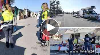 Bordighera, il primo mercato dopo il lockdown non piace ai commercianti: «Non ci hanno ascoltato - Riviera24