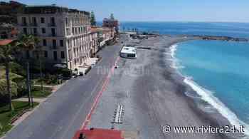 Bordighera, spiagge libere. Incognita costi: «160mila euro solo per il personale - Riviera24