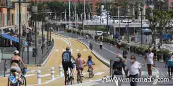 Port de Nice piéton et cyclable. Nos itinéraires pour éviter les embouteillages