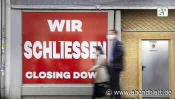 Insolvenz: Wegen Corona: 40 Prozent mehr Pleiten in Hamburg?