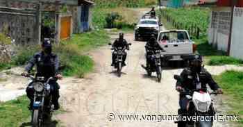 Llega la Guardia Nacional a Altotonga - Vanguardia de Veracruz