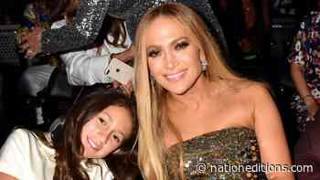 Jennifer Lopez: Her 12-Year-Old Daughter Published A Book - NationEditions