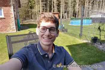 Video-Blog aus der Corona-Quarantäne: Niklas hat seine Freiheit zurück - Halterner Zeitung