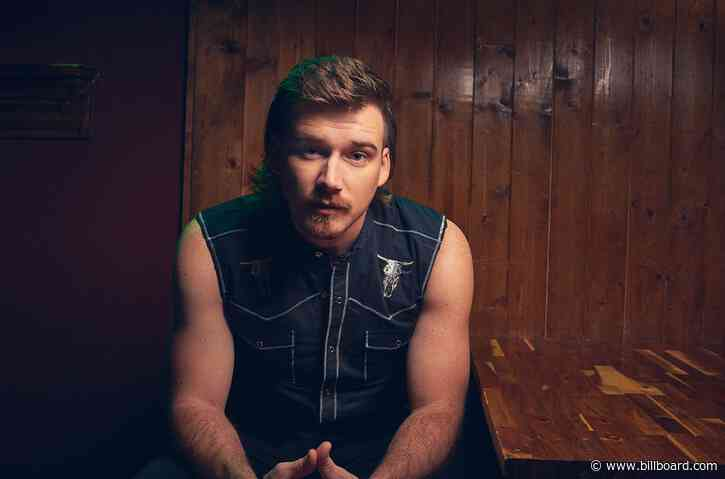Morgan Wallen Arrested After Ejection From Nashville Bar