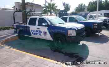 Arrestan a ebrio y escandaloso sujeto en Reynosa - Vox Populi