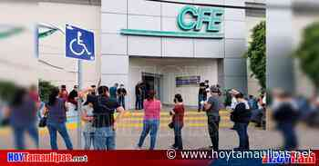 Buscarán en Reynosa amparar a usuarios de la CFE contra altos cobros - Hoy Tamaulipas