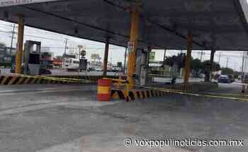 Atracan violentamente otra gasera en la ciudad de Reynosa - Vox Populi