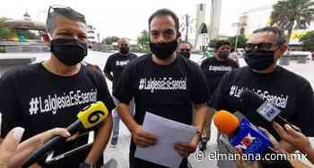 Piden pastores en Reynosa que cultos sean considerados escenciales - El Mañana de Nuevo Laredo