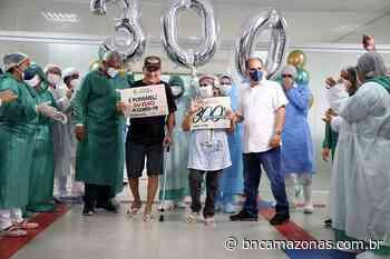 Hospital de campanha de Manaus atinge 300 altas médicas - BNC Amazonas