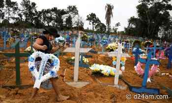 Cemitérios de Manaus realizam 51 sepultamentos neste sábado - D24AM