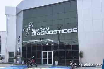 Hemoam Diagnósticos realiza testes de Covid-19 em Manaus - G1