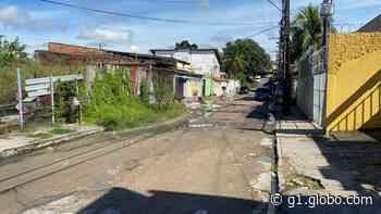 Corpo de homem é encontrado em rua de Manaus com mais de 20 golpes de faca - G1