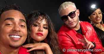"""Taki Taki"" from DJ Snake with Selena Gomez, award-winning Latin Awards BMI - Play Crazy Game"