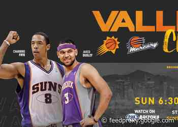 Channing Frye and Jared Dudley Reconnect with Suns Fans on Valley Chatz, Brought to you by Firstbank