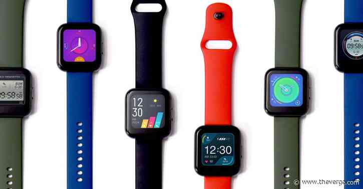 Realme announces its first smartwatch and TVs
