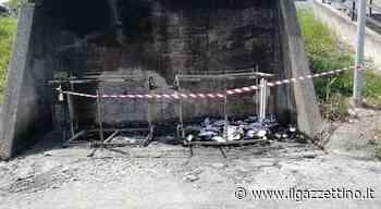 Quarto rogo di cassonetti a San Pio. Residenti esasperati: «Ora basta» - Il Gazzettino