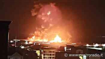 San Framcisco, un incendio ha distrutto un quarto del Pier 45 - - Controradio