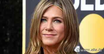 Lipliner statt Lippenstift: Mit diesem Produkt bekommt Jennifer Aniston volle Lippen - Elle.de
