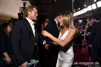 Brad Pitt: Wie kann er Jennifer Aniston DAS antun? - OK! Magazin