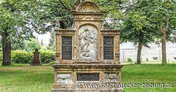 Alter Friedhof an der Triftstraße in Kirkel bietet Park-Flair - Saarbrücker Zeitung