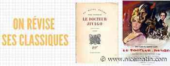 """On révise ses classiques avec """"Le Docteur Jivago"""", version livre et film"""