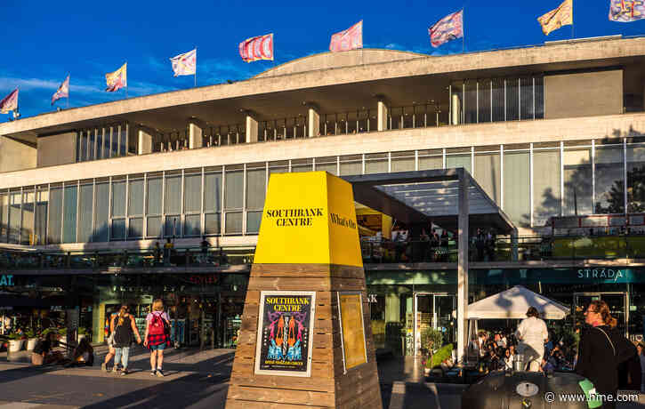 London's Southbank Centre at risk of closure until at least April 2021