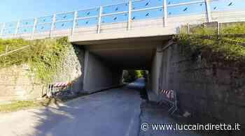 Dissequestrati due sottopassi della bretella Lucca-Viareggio - LuccaInDiretta