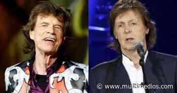 Una banda toca en estadios, la otra ya no existe: Le responde Mick Jagger a Paul McCartney - Multimedios
