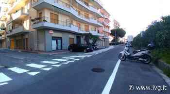 Loano, continuano i lavori di rifacimento della segnaletica stradale - IVG.it