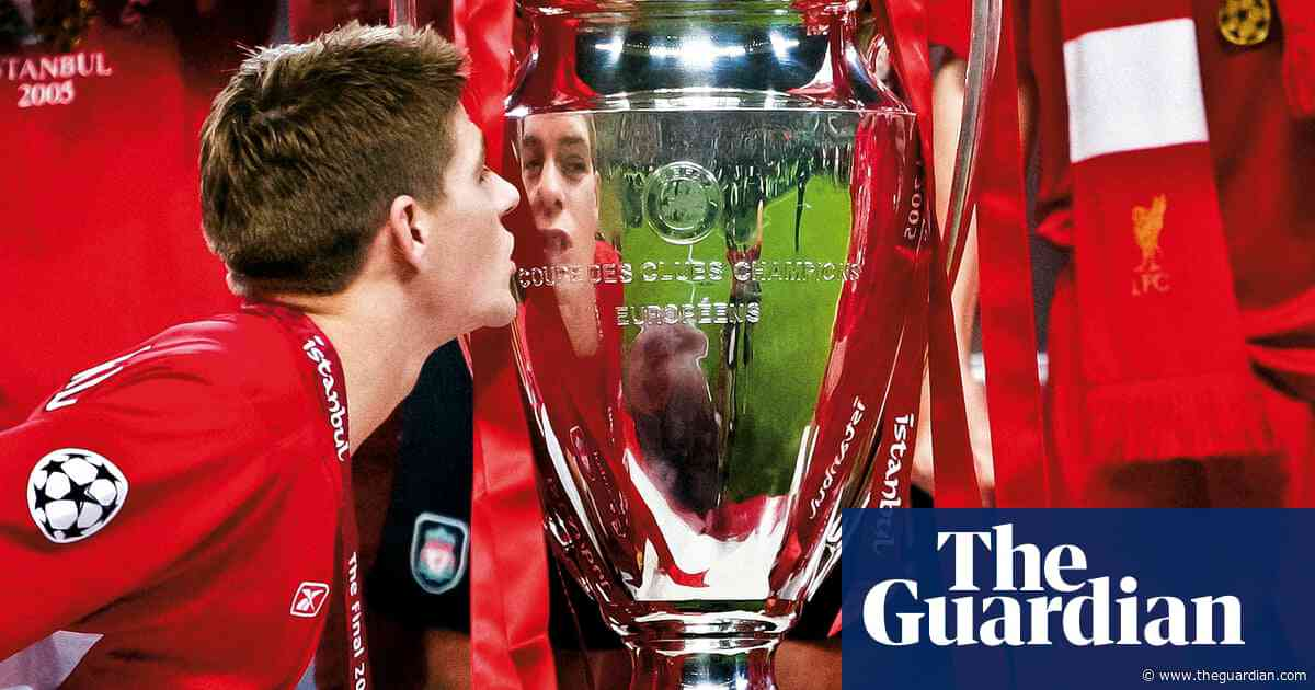 Football quiz: when Liverpool won the Champions League final in 2005