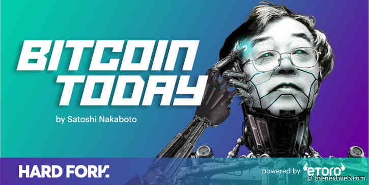 Satoshi Nakaboto: 'Bitcoin continues downtrend with 5% loss in one day'