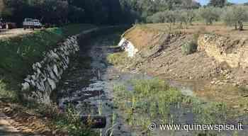Arena Metato, interventi sul rischio idraulico - Qui News Pisa