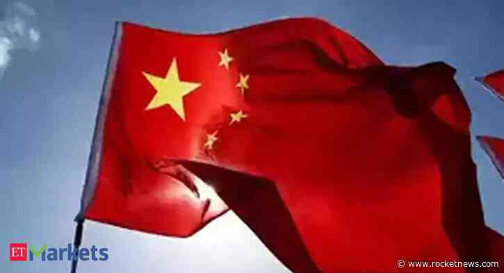 China stocks end higher as consumer sector lends support, US tensions cap gains – Economic Times