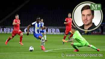 Bitte auf dem Teppich bleiben, Hertha BSC - Berliner Morgenpost