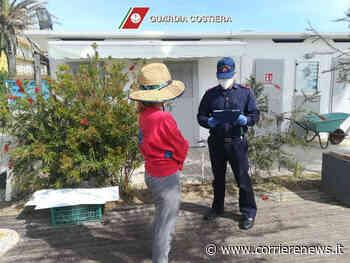 La Guardia Costiera di Porto San Giorgio in campo per i controlli anti covid-19 - CorriereNews
