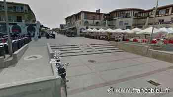 Landes : les bâtiments de la place des Landais à Hossegor visés par un arrêté de péril imminent - France Bleu
