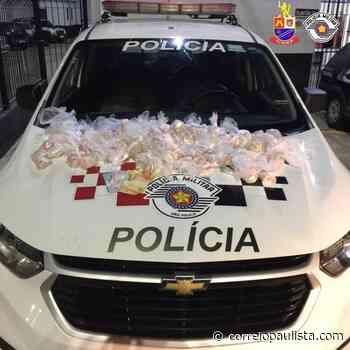 Polícia prende homem com 1228 pedras de crack em Itapevi - Correio Paulista