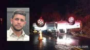 Rapaz de 22 anos morre ao capotar camionete na vicinal Adamantina/Mariápolis - Siga Mais