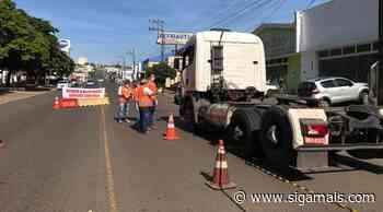 Barreiras sanitárias são instaladas em dois acessos a Adamantina - Siga Mais