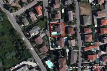All'asta villa con piscina a Settala, vicino Milano - Requadro