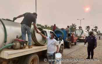 Refuerzan brigadas de sanitización en Arcelia - El Sol de Acapulco