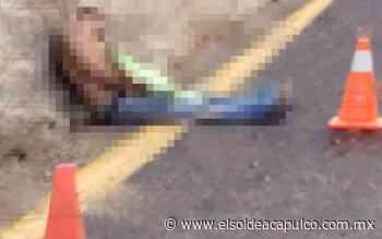 Identifican a hombre asesinado en la carretera federal Ciudad Altamirano-Arcelia - El Sol de Acapulco